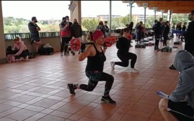 WELCOME BACK FITNESS PALESTRIADI 2021
