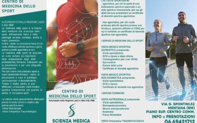 """CONVENZIONE CENTRO MEDICO """"SCIENZA MEDICA"""""""